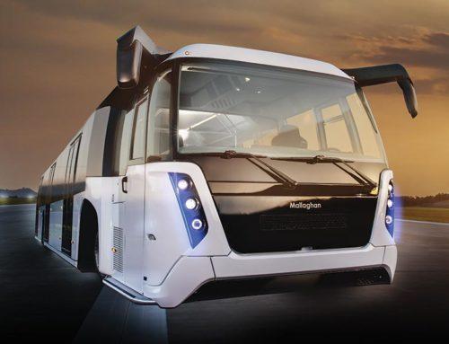 Árbus 50W Airport Bus