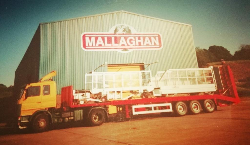 30 years at Mallaghan