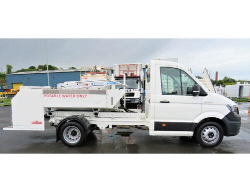 Water Service Trucks – Stock