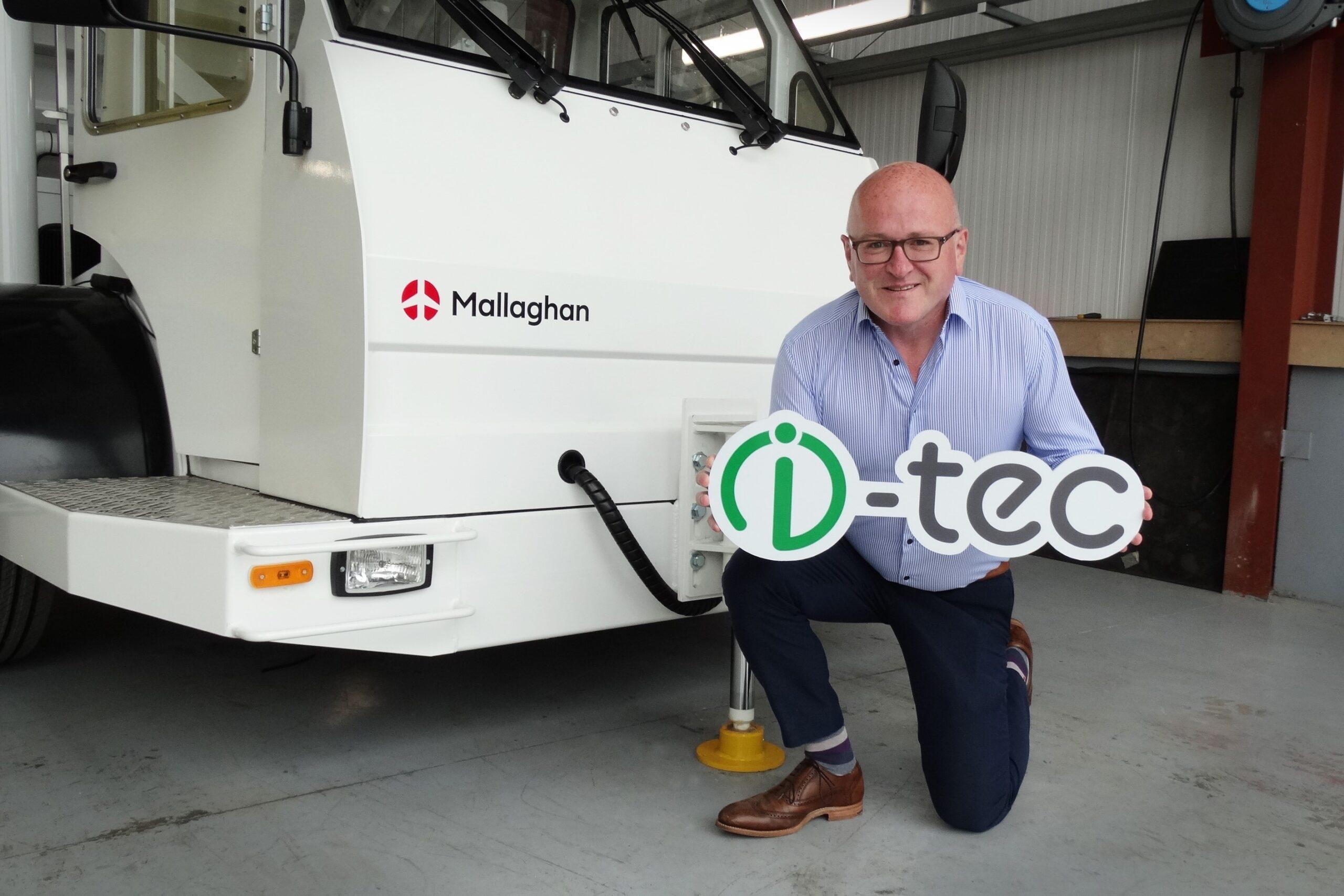 Mallaghan announces i-tec brand